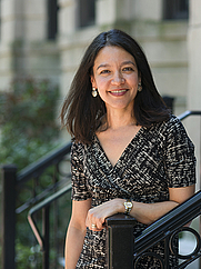 Author photo. Boston University