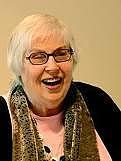 Author photo. Valerie Campbell-Harding