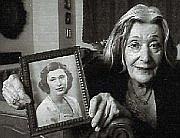 Author photo. Edith Templeton - Photo uncredited radio.cz