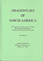 Dragonflies of North America, 3rd edition by…