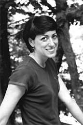 Author photo. Macmillan