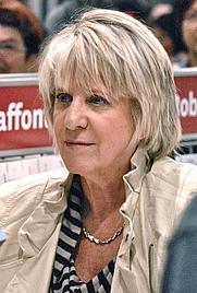 Author photo. Denise Bombardier, lors du Salon international du livre de Québec 2012
