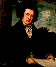 Author photo. Benjamin Smith Barton, by Samuel Jennings. Wikimedia Commons.