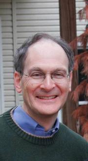 Author photo. Photo courtesy of James M. Rubenstein