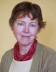 Author photo. Lesley Chamberlain