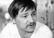 Author photo. Rainer Werner Fassbinder