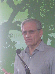 "Author photo. Bob Woodward at the 2012 National Book Festival By Slowking4 - Own work, GFDL 1.2, <a href=""https://commons.wikimedia.org/w/index.php?curid=21582038"" rel=""nofollow"" target=""_top"">https://commons.wikimedia.org/w/index.php?curid=21582038</a>"