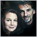 Author photo. Kenny & Julia Loggins ~ Photo courtesy of Hay House