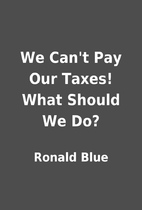 We Can't Pay Our Taxes! What Should We Do?…
