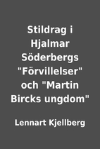Stildrag i Hjalmar Söderbergs…