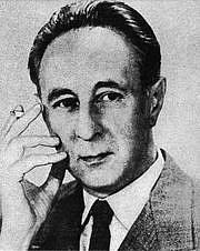 Author photo. Portrait of Bohuslav Martinu