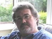 Author photo. Gerry Wardle