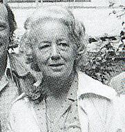 Author photo. Frances Mary Perry