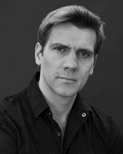 Author photo. James Cellan Jones