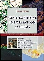Geographical Information Systems: Principles…