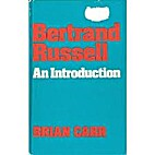 Bertrand Russell : An Introduction: Edited…