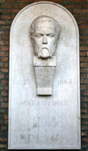 Author photo. Photo by user Pataki Márta / Hungarian Wikipedia.
