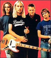 "Author photo. Audio Adrenaline's line-up in 2003 By Source, Fair use, <a href=""https://en.wikipedia.org/w/index.php?curid=20768937"" rel=""nofollow"" target=""_top"">https://en.wikipedia.org/w/index.php?curid=20768937</a>"