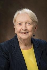 Author photo. Doris Bergen (June 2014)