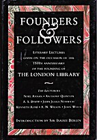 Founders and Followers by London Library