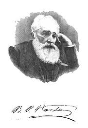 Author photo. Bogdan Petriceicu Hasdeu
