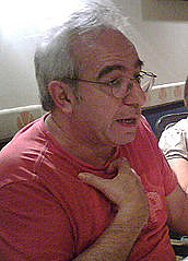 Author photo. Alejandro Piscitelli (2008) (Con licencia CC: <a href=&quot;http://es.wikipedia.org/wiki/Archivo:Piscitelli.jpg&quot; rel=&quot;nofollow&quot; target=&quot;_top&quot;>http://es.wikipedia.org/wiki/Archivo:Piscitelli.jpg</a> )