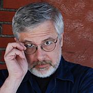 Author photo. Christopher Calderhead