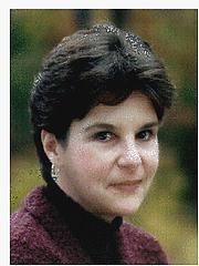 Author photo. Ann Benson