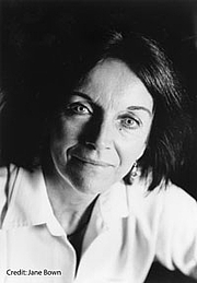 Author photo. Jane Brown. Courtesy of Allen and Unwin