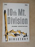 10th Mt. Division Alumni Association…