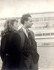Author photo. Dorine et Andre Gorz