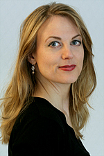 Author photo. Photo: Nina Kammersten