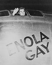 Author photo. US Air Force photo, Aug, 1945