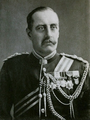 Author photo. Image from <b><i>The science of war; a collection of essays and lectures, 1891-1903</i></b> (1912) by G. F. R. Henderson