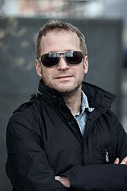 Author photo. Photo by Marcin Kaliski