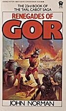 Renegades of Gor by John Norman