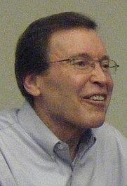 Author photo. San Jose Library