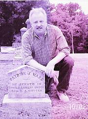 Author photo. Michael Nunnally