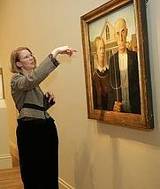 Author photo. White House photograph by Shealah Craighead, 2006.