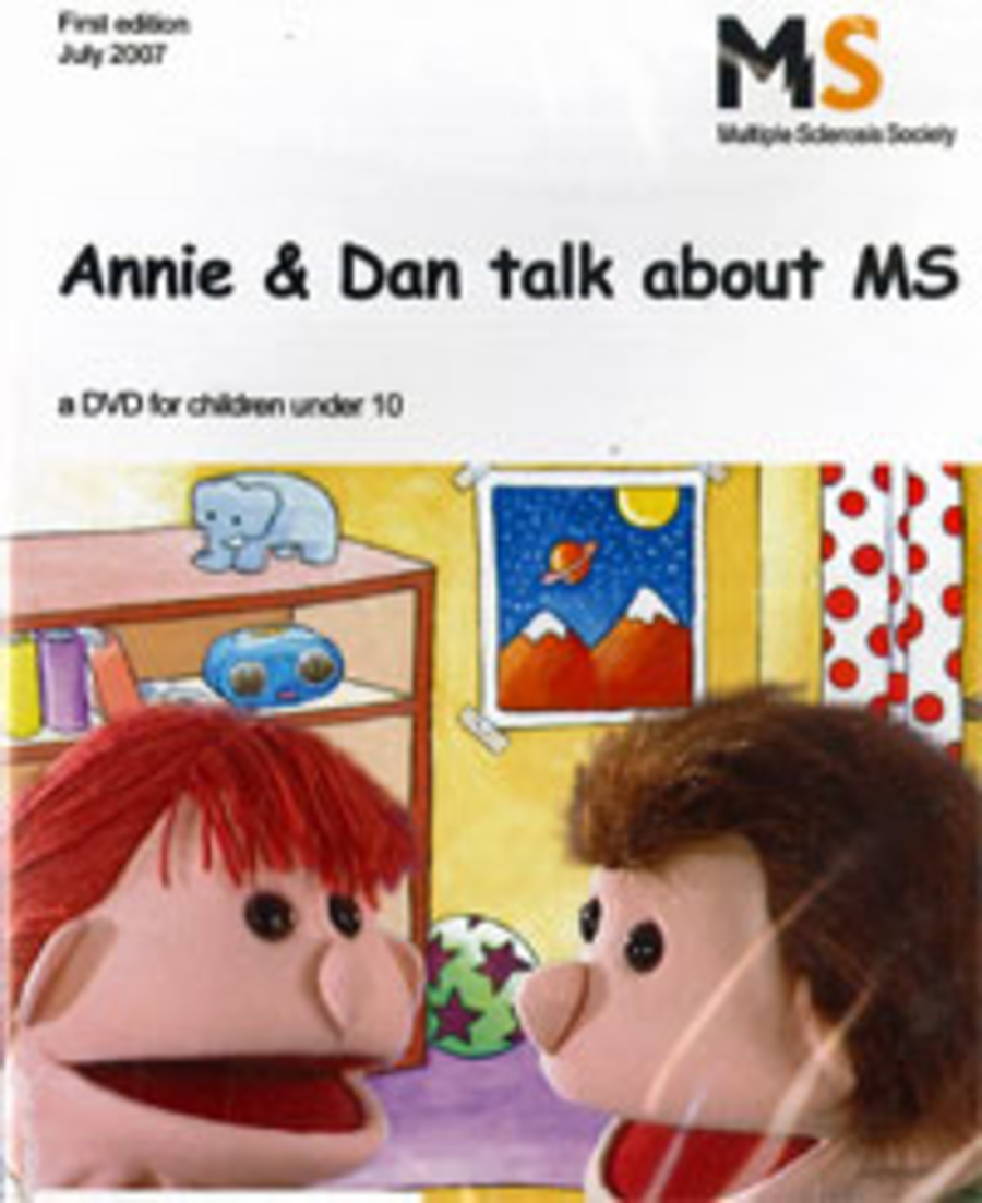 Annie & Dan talk about M.S.: a D.V.D. for children under 10