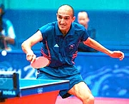 Author photo. Credit: International Table Tennis Federation
