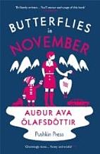 Butterflies in November by Auður Ava…