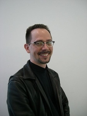 Author photo. Credit: Tim Bartel, 2007, Mainz, Germany