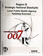Region D Strategic National Stockpile Local…