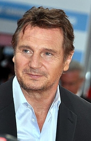 Author photo. Liam Neeson at the Deauville American Film Festival, 2012 [source: Georges Biard]