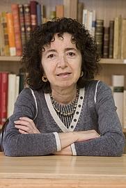 Author photo. Marilar Aleixandre. Photo by Santos-Díez (Ollo de Vidro-ACAB).