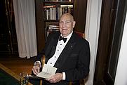 Author photo. Richard E. Oldenburg in 2012 [credit: Flickr user swedennewyork]