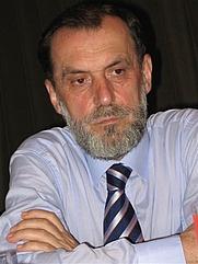 Author photo. Credit: Mariusz Kubik, 2005, Warsaw, Poland