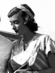 Author photo. Lady Pamela Hicks, nee Mountbatten