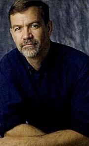Author photo. Photo by Bob Krist